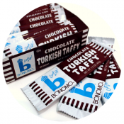 Chocolate Turkish Taffy