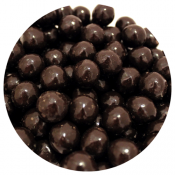 Dark Chocolate Pretzel Bites