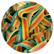 Four Flavor Sour Belts