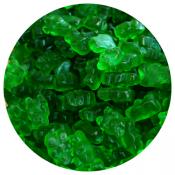Green Apple Gummi Bears