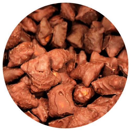 Milk Chocolate Peanut Butter Pretzels