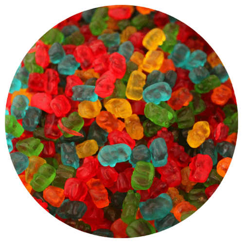 Mini Gummi Bears