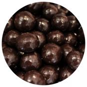 Triple Dark Chocolate Malted Milk Balls
