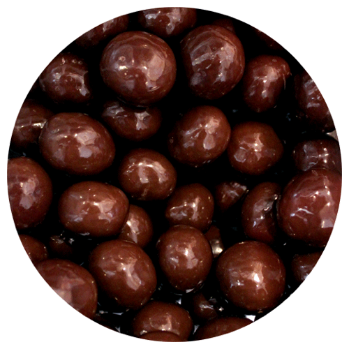 Triple Milk Chocolate Malted Milk Balls