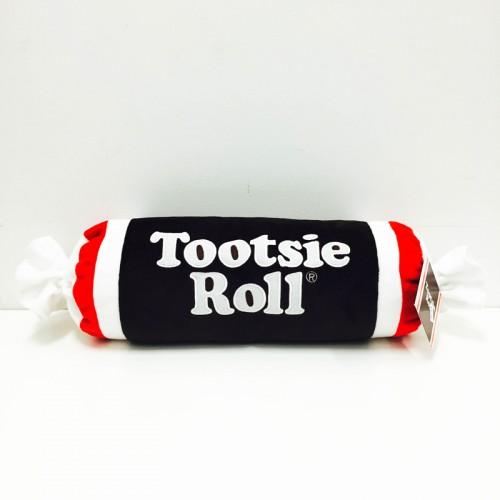 Tootsie Roll Pillow