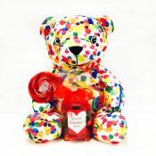 candy love teddy bear