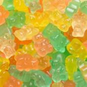 spring gummi bears