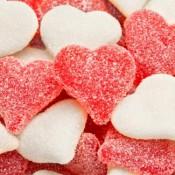 Valentine Tangy Gummy Hearts