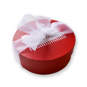 assorted gourmet chocolate box