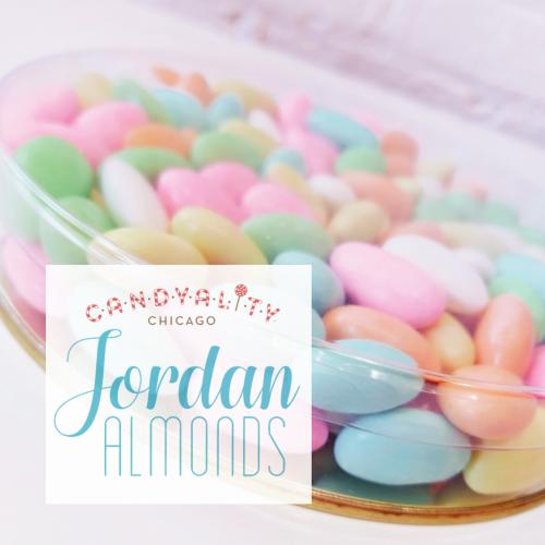Jordan Almond Tin