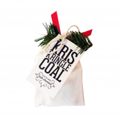 Kris Kringle Coal