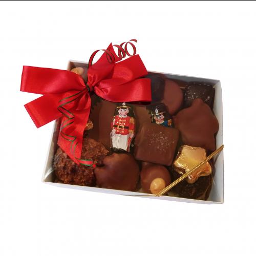 Holiday Gourmet Chocolate Box