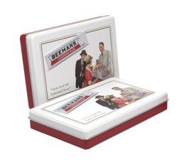 Beamans Gum Gift Tin