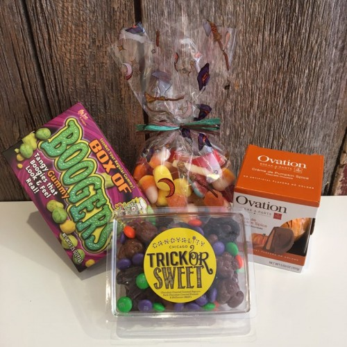 Deluxe Trick Or Treat Set