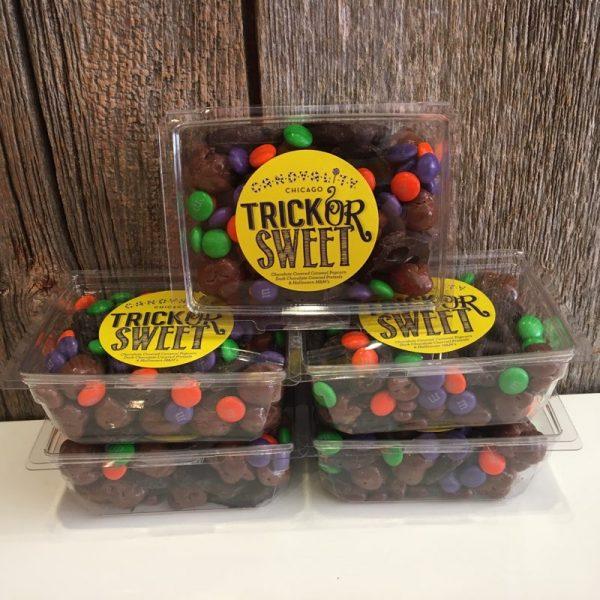 Trick Or Sweet Chocolate Box
