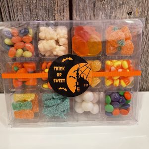 Trick Or Sweet Tackle Box